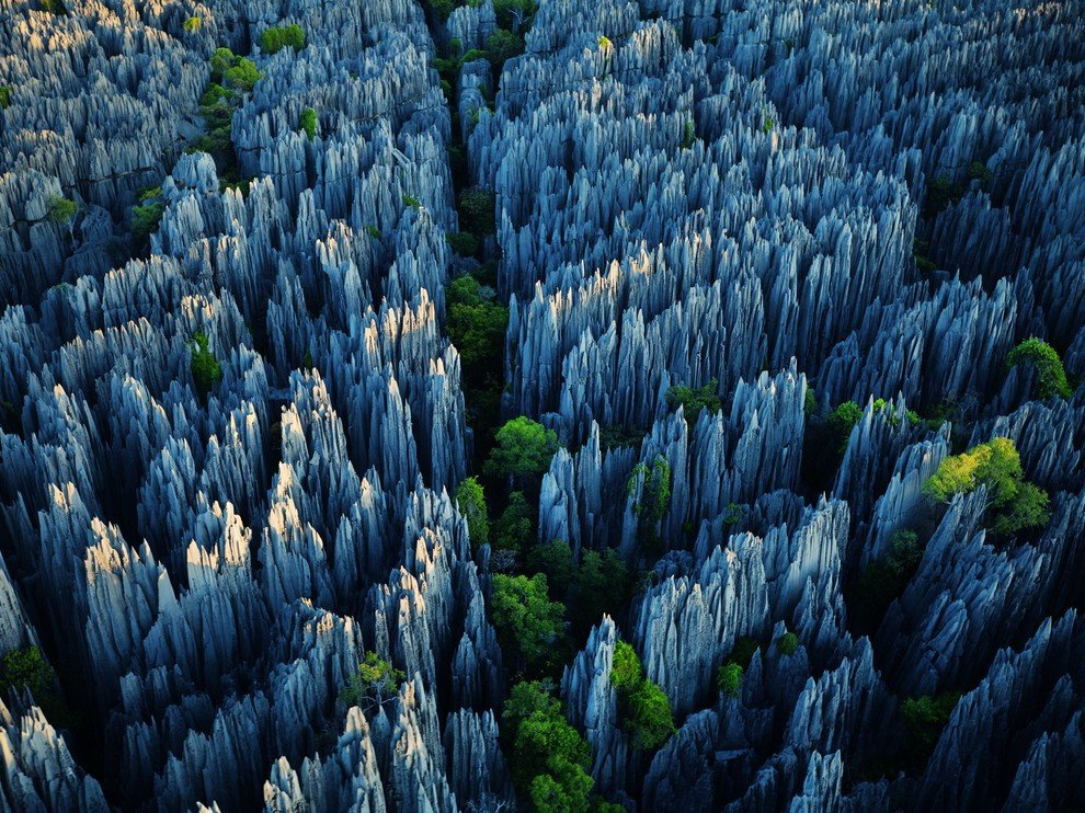 Каменные «джунгли», Мадагаскар