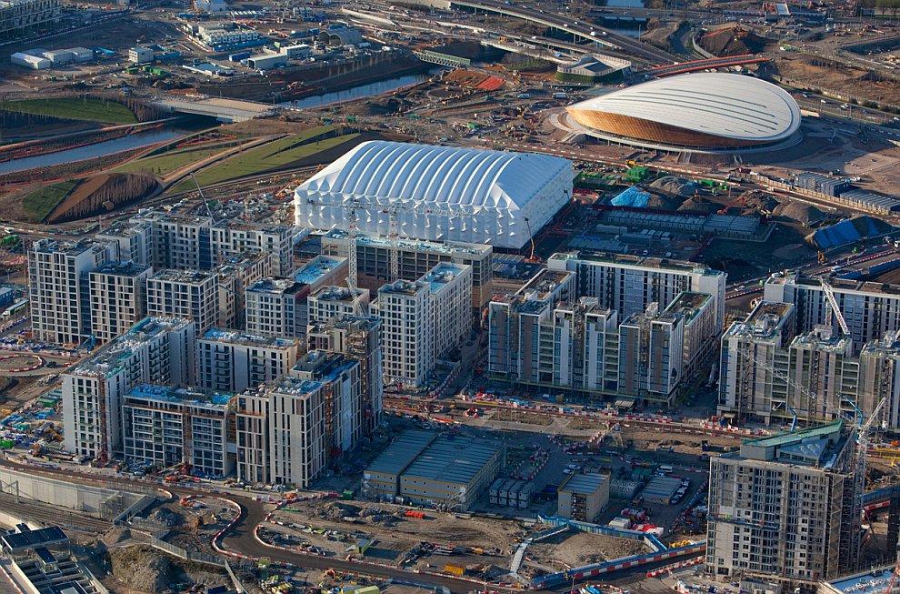 Последние приготовления к Олимпиаде в Лондоне 2012
