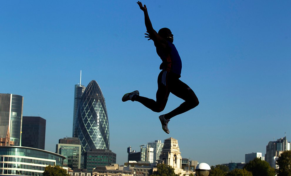 По�ледние п�иго�овления к Олимпиаде в Лондоне 2012 ФОТО