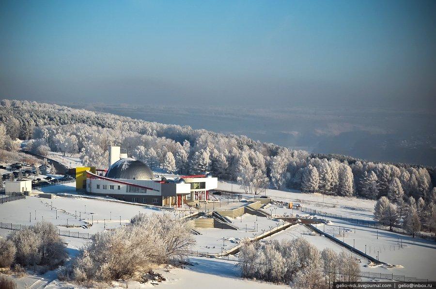 Планетарий в Новосибирске