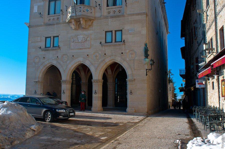 01 Сан-Марино — одно из самых маленьких государств в мире