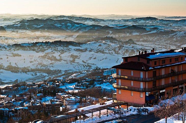 03 Сан-Марино — одно из самых маленьких государств в мире