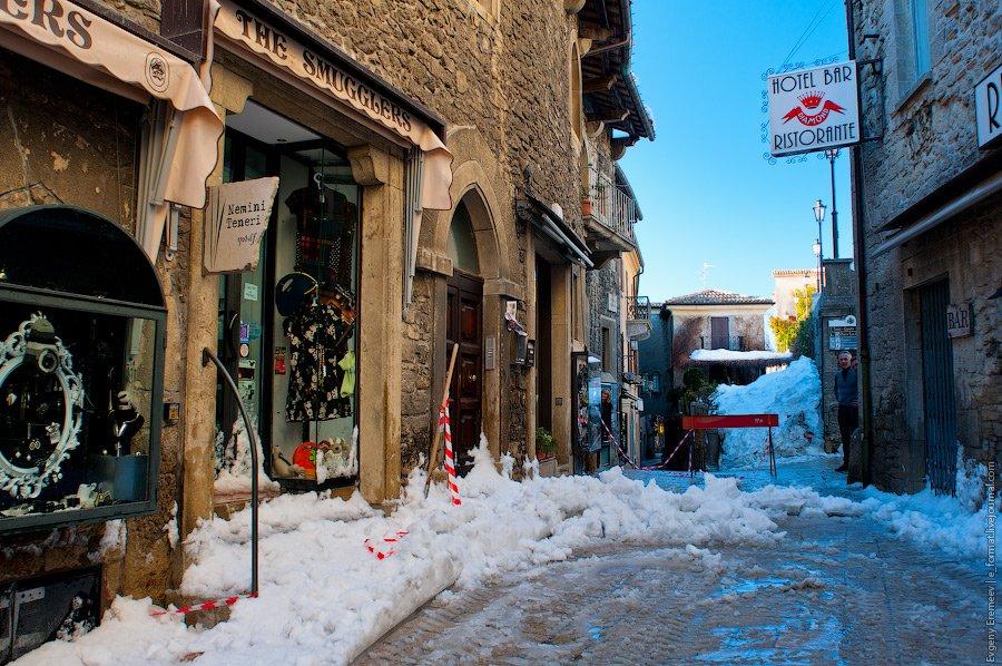 08 Сан-Марино — одно из самых маленьких государств в мире