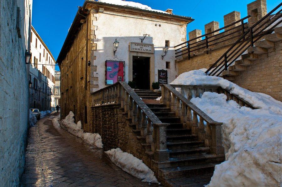 11 Сан-Марино — одно из самых маленьких государств в мире