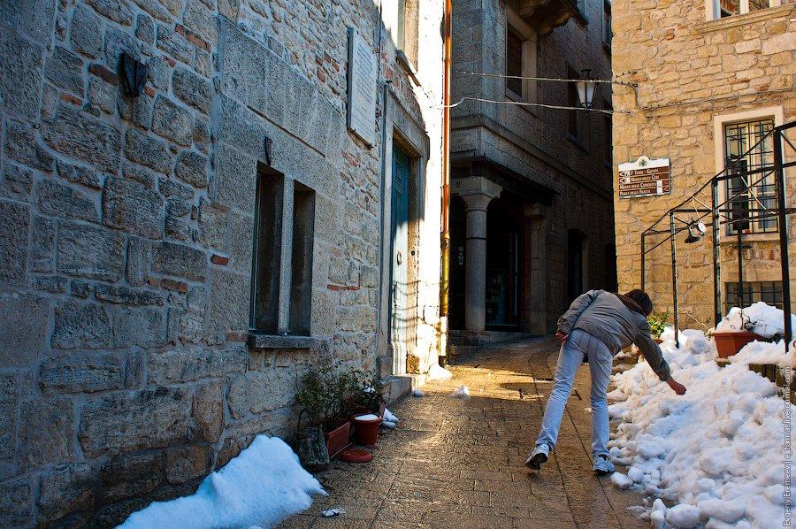 15 Сан-Марино — одно из самых маленьких государств в мире