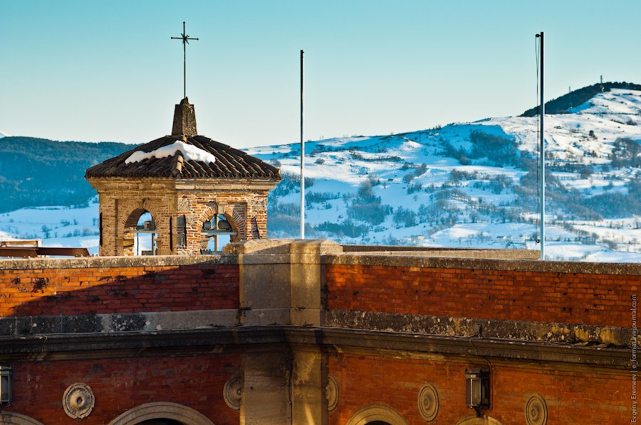 16 Сан-Марино — одно из самых маленьких государств в мире