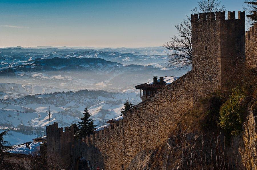 18 Сан-Марино — одно из самых маленьких государств в мире