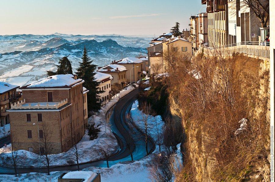 19 Сан-Марино — одно из самых маленьких государств в мире