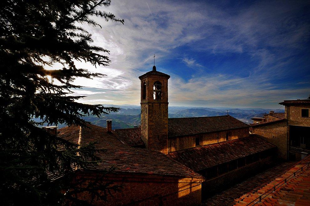 20 Сан-Марино — одно из самых маленьких государств в мире
