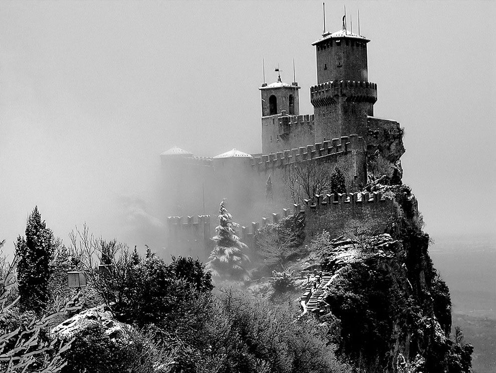 23 Сан-Марино — одно из самых маленьких государств в мире