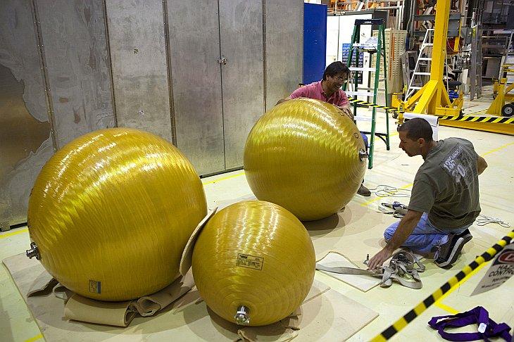 Шаттлы  готовы к переезду в музеи