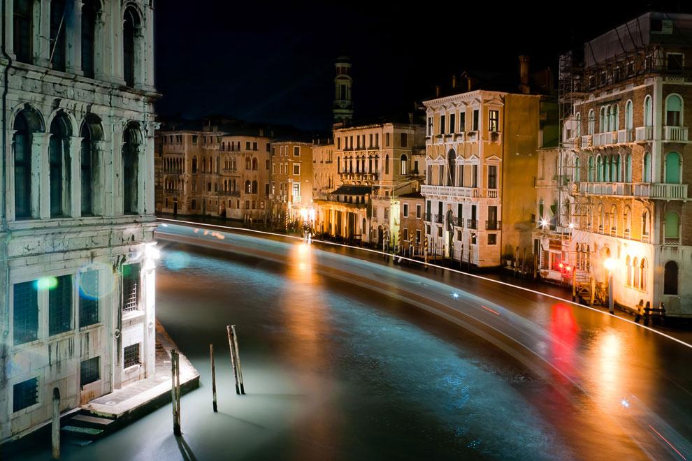 фото гранд-канал венеция