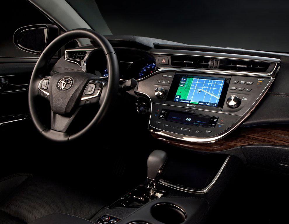 Тойота Avalon 2013
