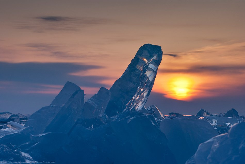 Зимний Байкал. Часть 2