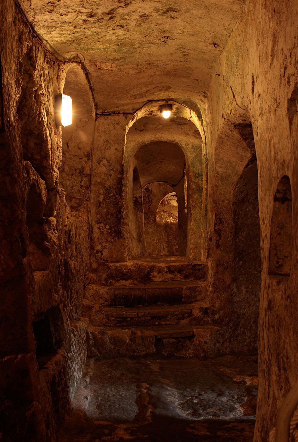 Мальтийские катакомбы