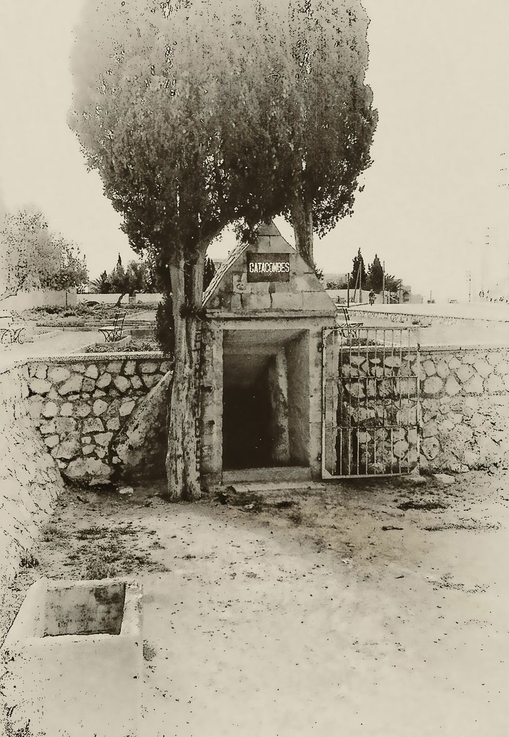 Суские катакомбы (Сус, Тунис)
