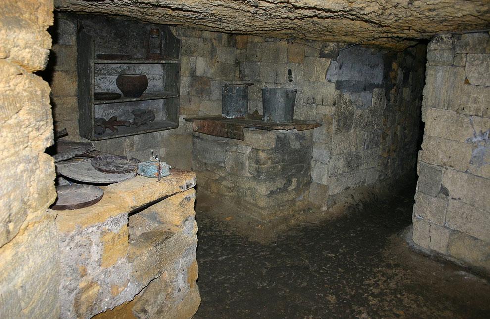 Одесские катакомбы (Одесса, Украина)