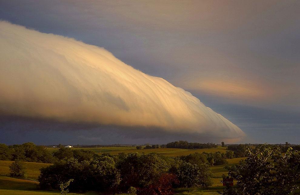 Из такого облака получиться не может