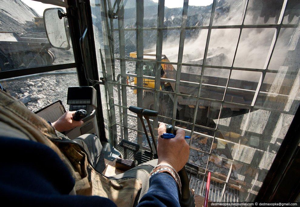 Как добывают уголь на Кузбассе