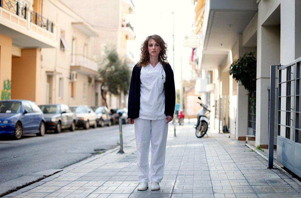 Греция: как выглядит кризис