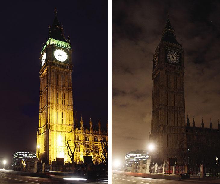 Час Земли 2012