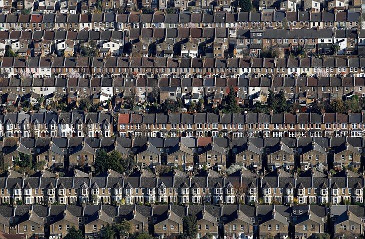 Вид на Олимпийскую деревню