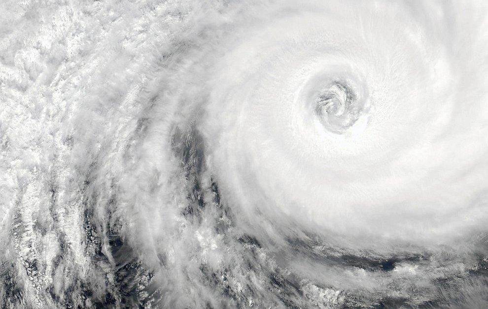 Тропический циклон Фунсо