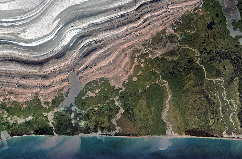 Ледник Маласпина