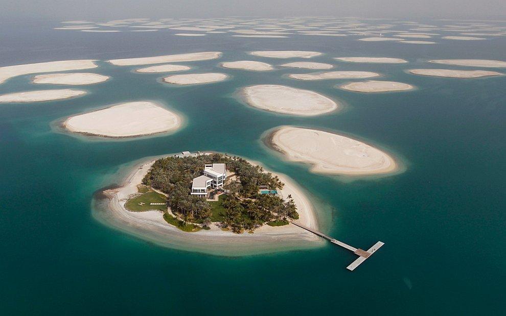 Проект Мир в Дубае