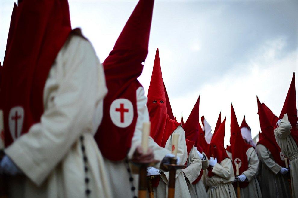 Католическая Пасха 2012