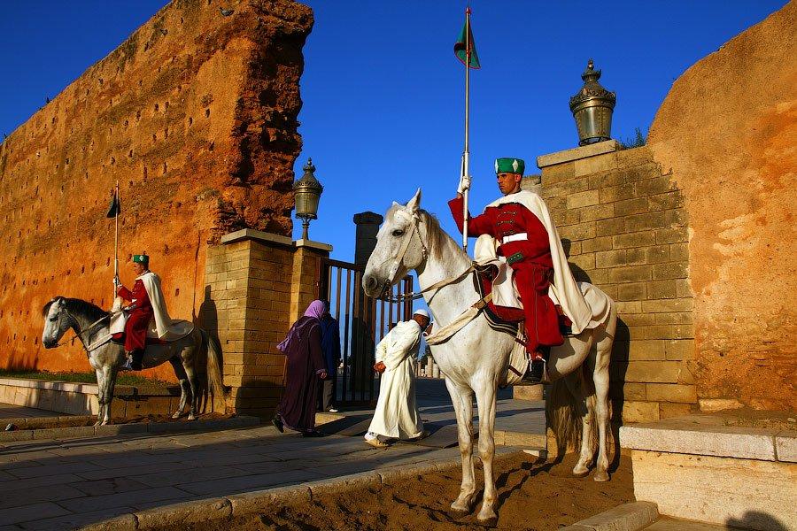 Рабат — столица Королевства Марокко