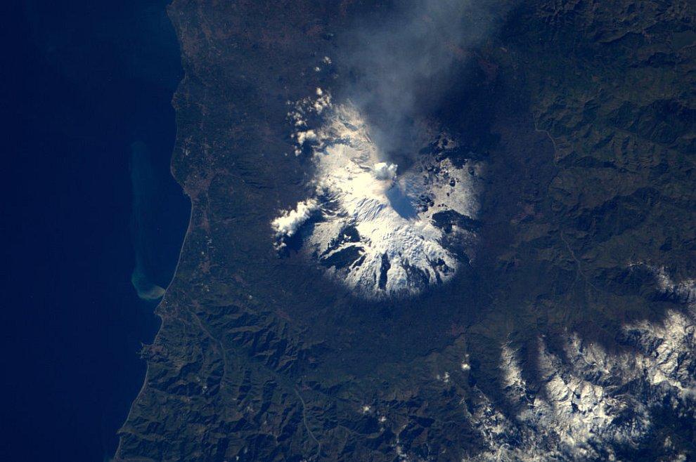 Фотографии Земли с Международной Космической Станции. Часть 4