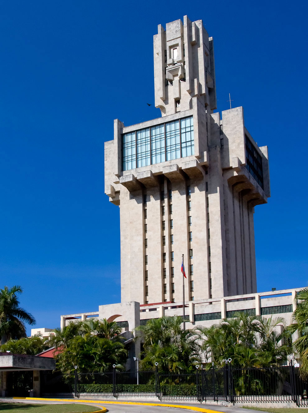 Российское посольство в Гаване