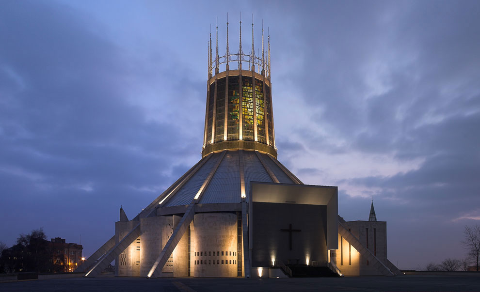 Ливерпульский католический собор