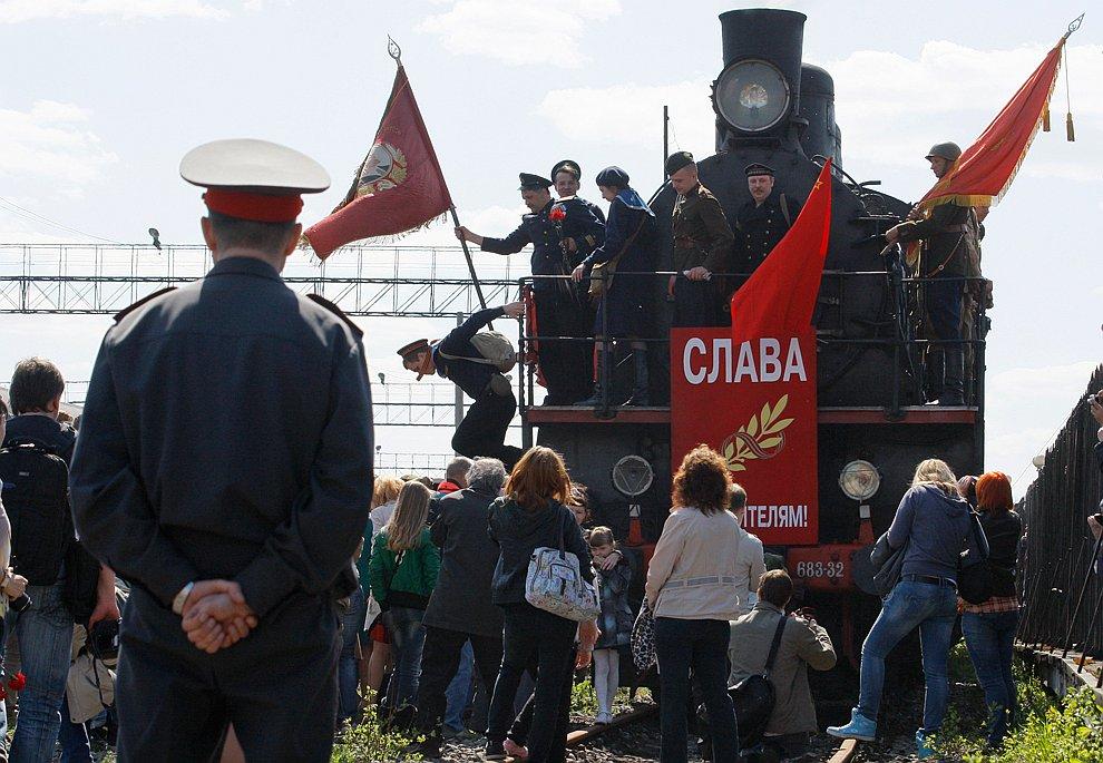 День Победы 2012