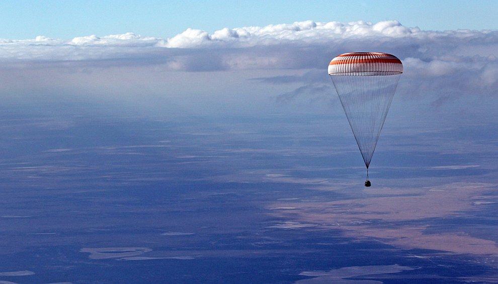 Спускаемый аппарат пилотируемого корабля «Союз ТМА-21»