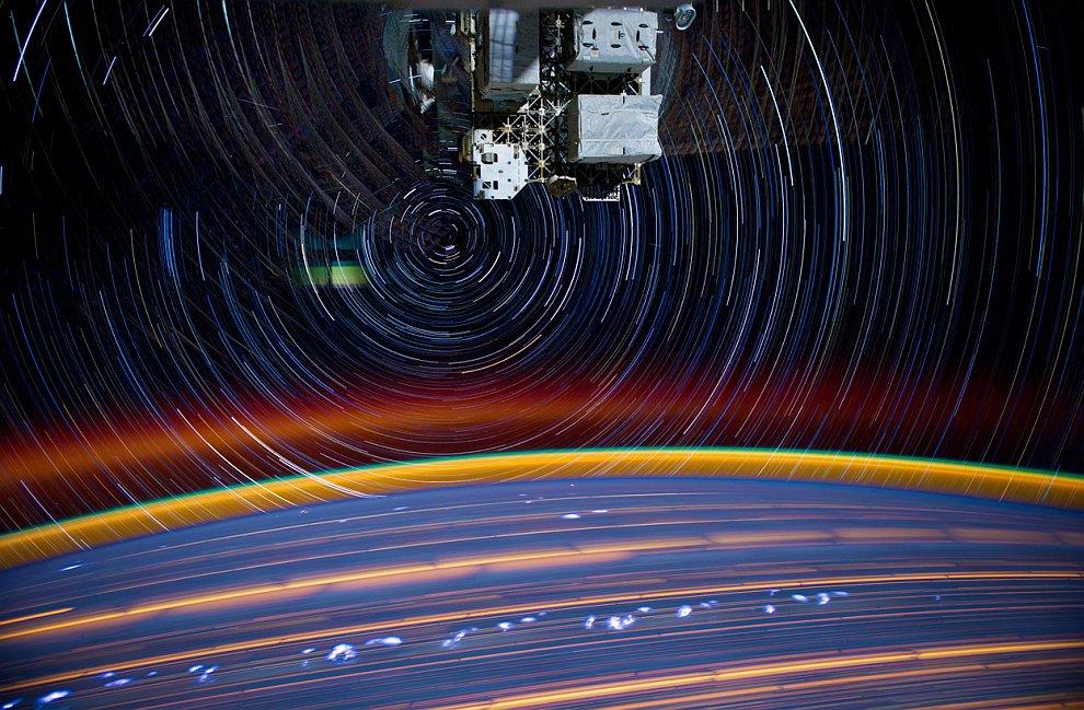 Звездные треки, Земля и ее атмосфера