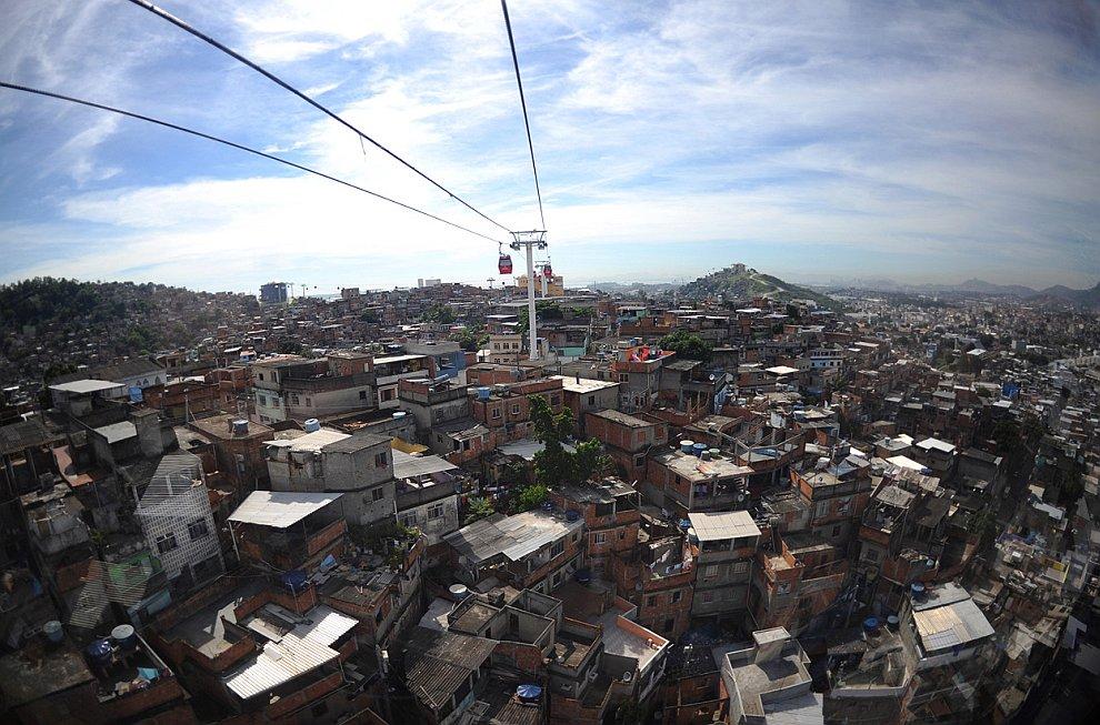 Бразилия: сцены из жизни