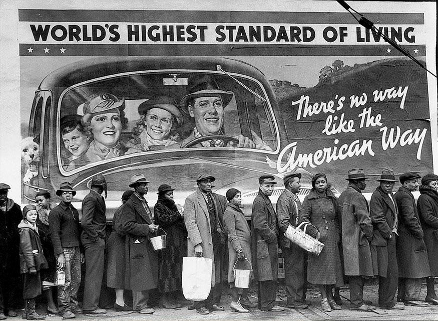 Высочайший мировой стандарт жизни