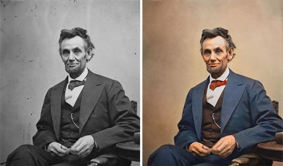 Авраам Линколь
