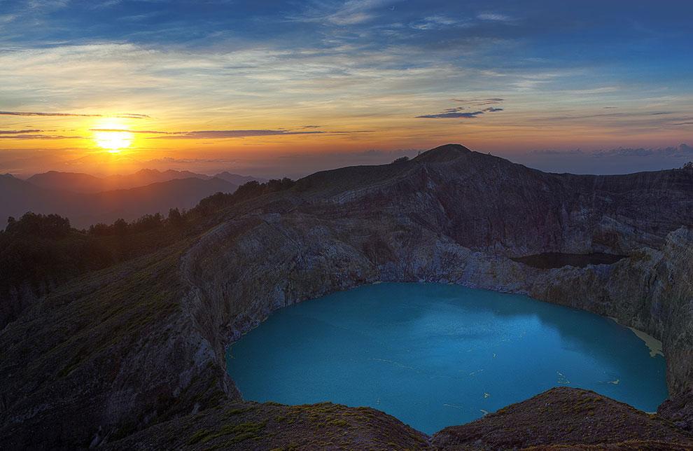 Келимуту, Индонезия