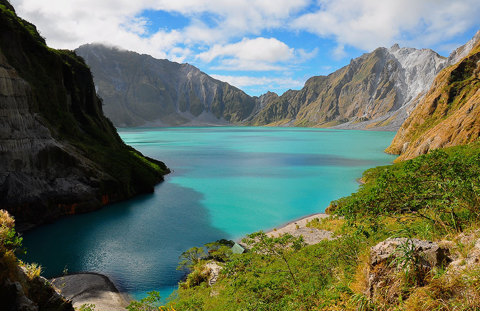 Пінатубо, Філіппіни