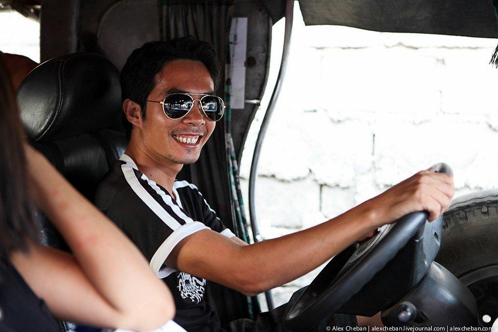 Маршрутка по-филиппински