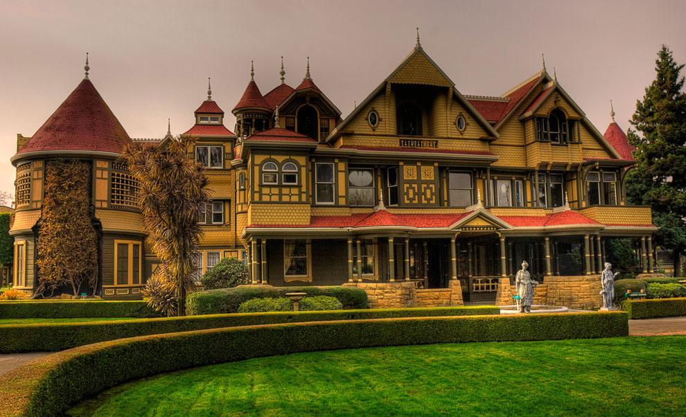 Мистический дом Уистлера