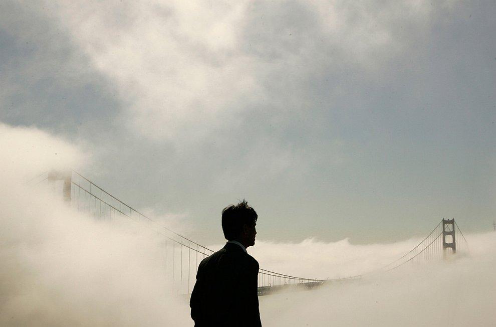 Мост Золотые Ворота: 75-летний юбилей
