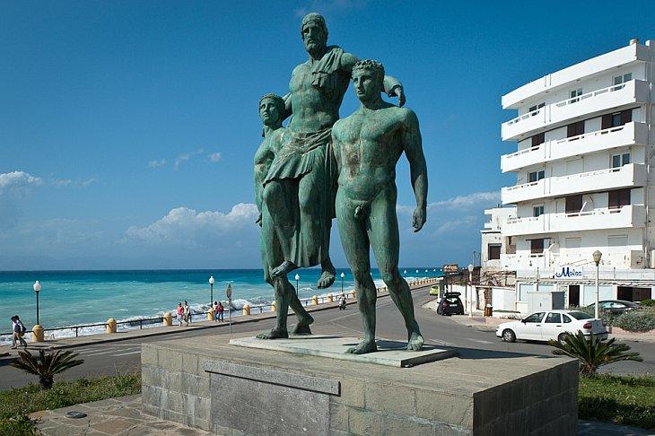 Греция — родина героев