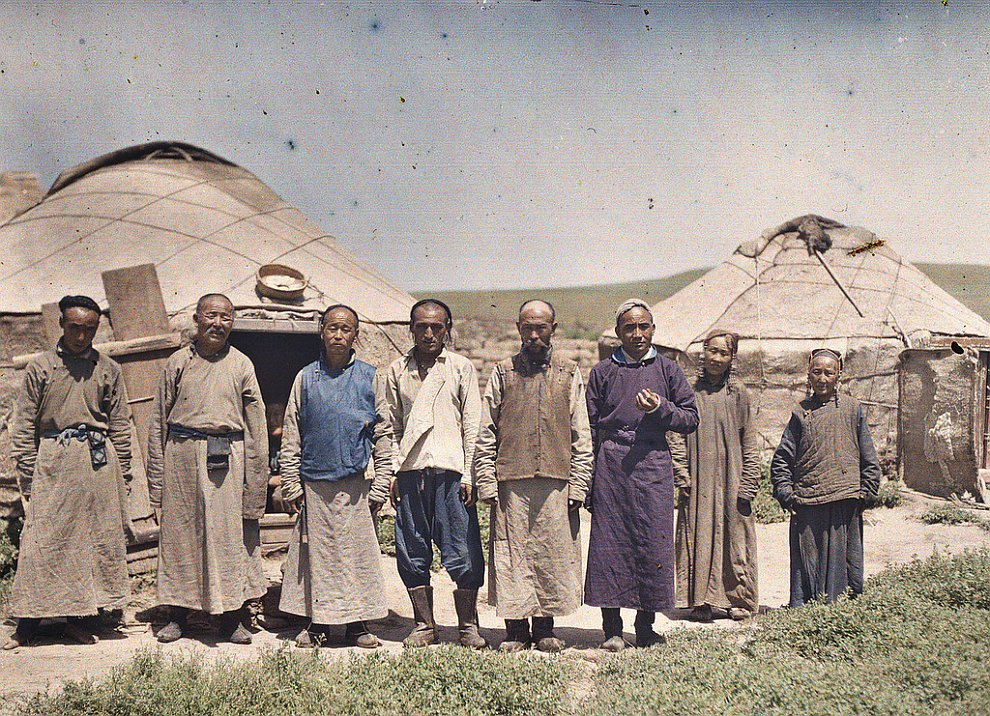Старая Монголия