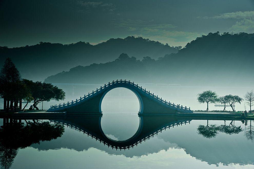 Лунный мост в Пекине