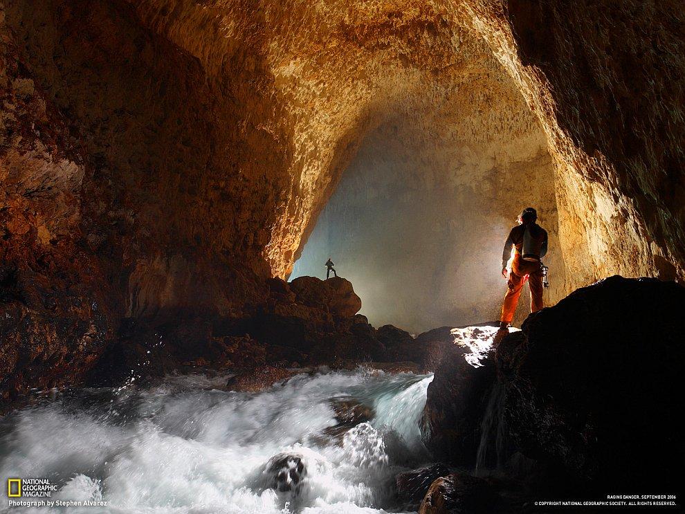 Пещера Ора, Папуа-Новая Гвинея