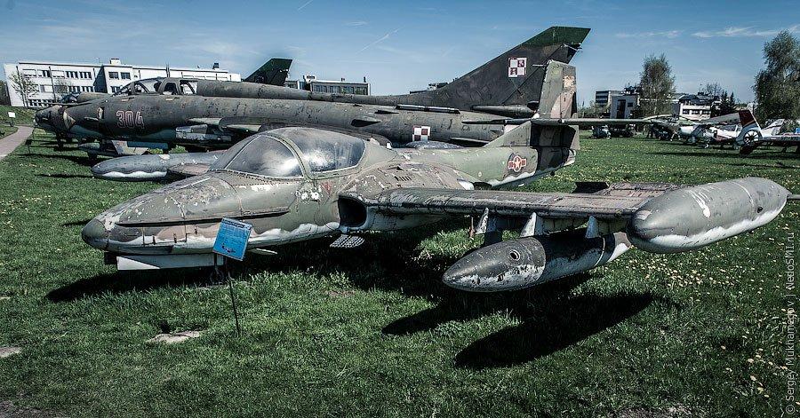 Музей авиации в Кракове